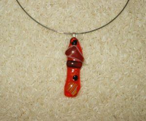 Colliers pendentifs fusing fantaisie