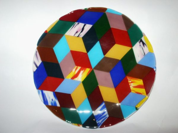 Coupe géométrique 45 cm