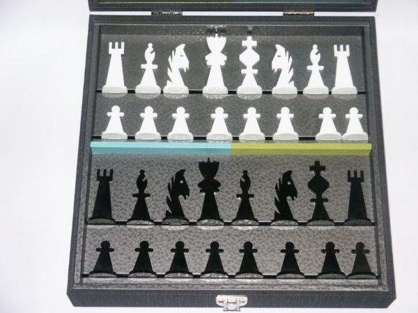 Jeu d'échecs (pièces)