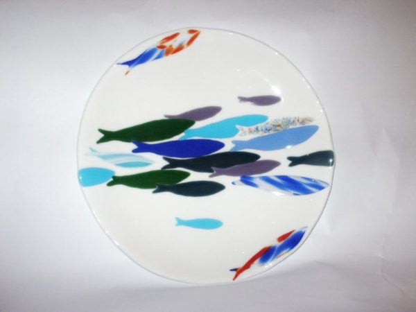 Plat poissons 45 cm